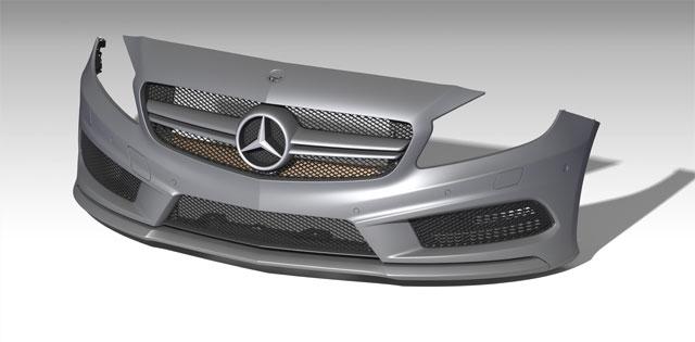Leistungen Produktentwicklung Mercedes